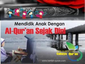 Prestasi Tahfizh TK Cahaya Quran Semester 1 TA 2015/16