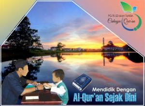Prestasi Tahfizh SD Islam Cahaya Quran Semester 1 TA 2015/16