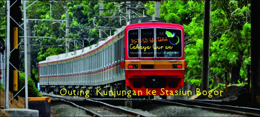 Kunjungan ke Stasiun Bogor