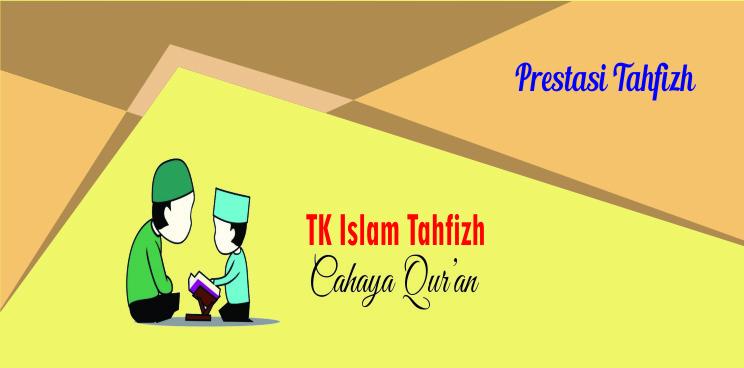 Prestasi Tahfizh TK-CQ s/d 18 Okt 2018